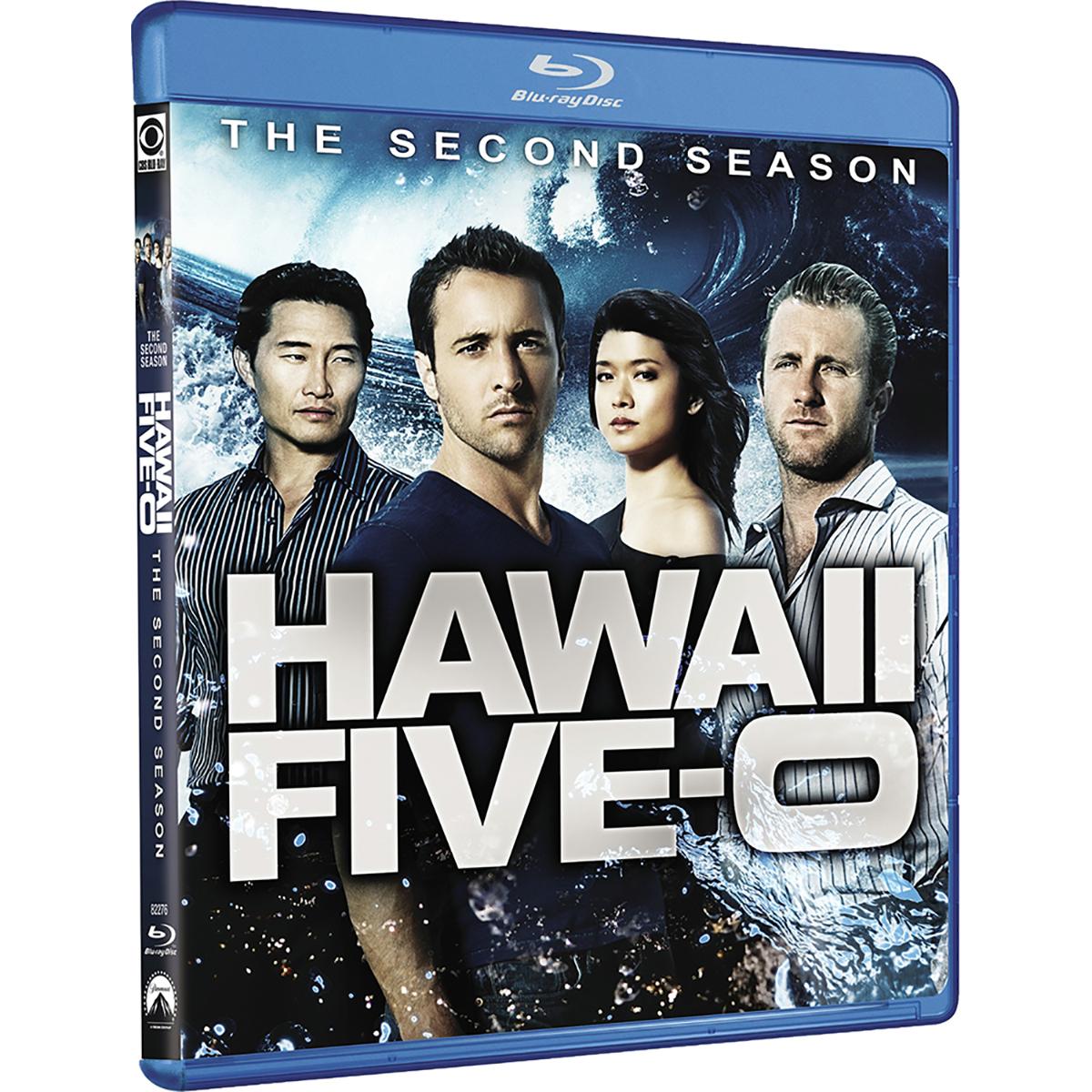 Hawaii Five-O (2011): Season 2 Blu-ray -  DVDs & Videos 2870-374926