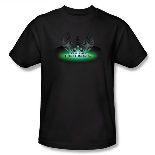 Star Trek Nemesis T-Shirt - in Light Gray - Size: Large 2870-382418-L-GRY