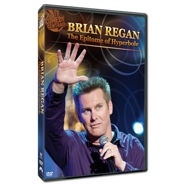 Brian Regan: The Epitome of Hyperbole DVD
