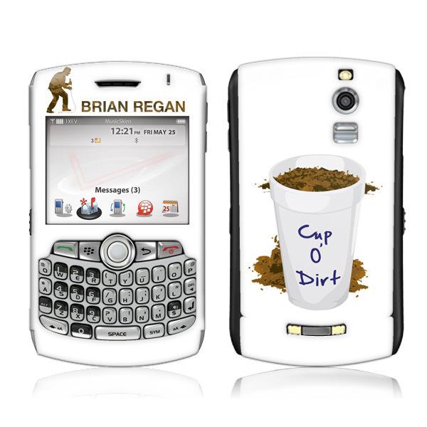 Cup O Dirt Blackberry Curve Skin