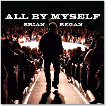 Brian Regan All By Myself CD