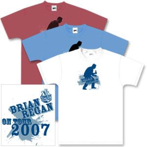Brian Regan Tour 2007 T-Shirt