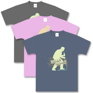 Brian Regan Glow Youth T-shirt
