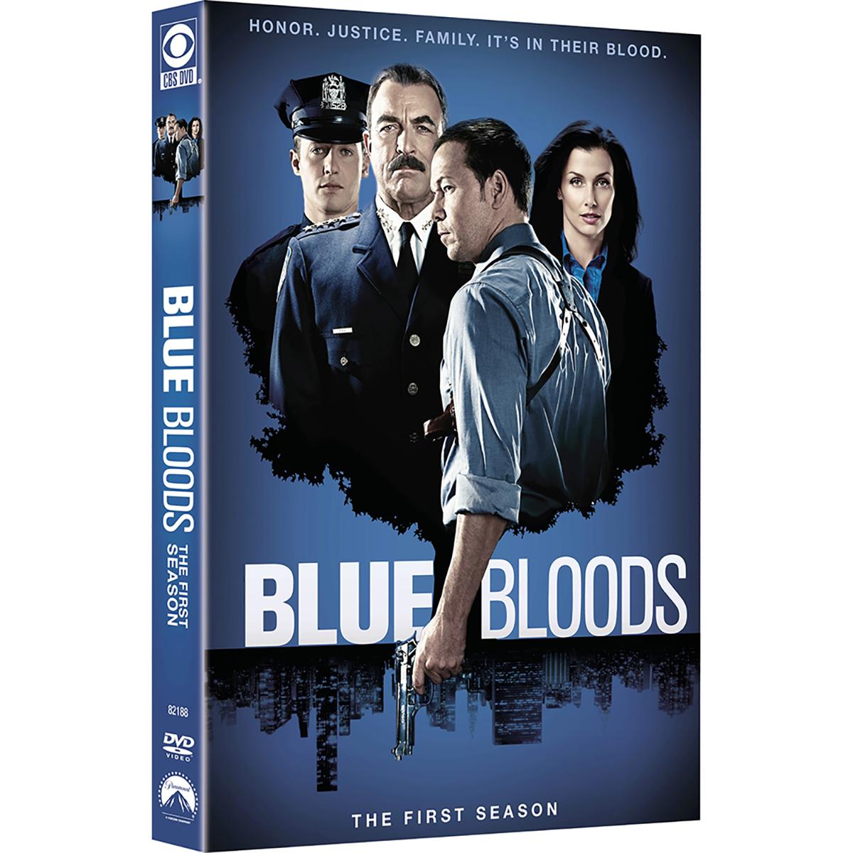 Blue Bloods: Season 1 DVD -  DVDs & Videos 6445-432934