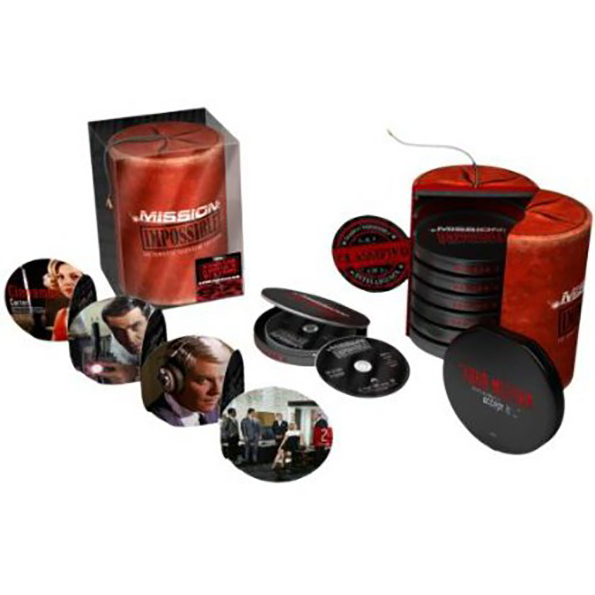 Mission: Impossible - The Complete Television Collection DVD Gift Set -  DVDs & Videos 6445-433093