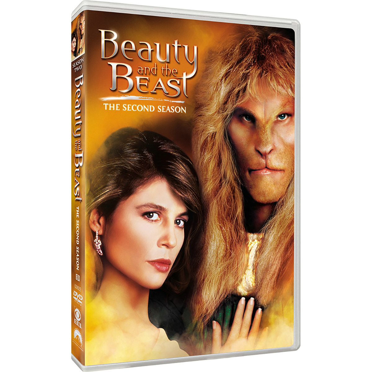Beauty And The Beast: Season 2 DVD -  DVDs & Videos 192-45049