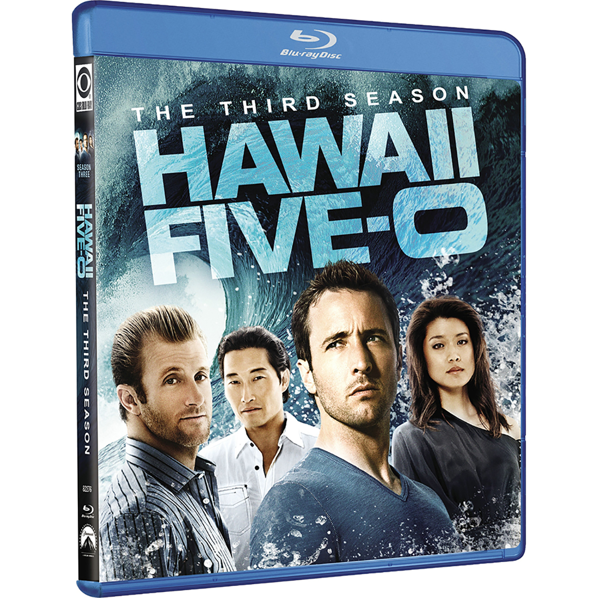 Hawaii Five-O (2012): Season 3 Blu-ray -  DVDs & Videos 2870-462758