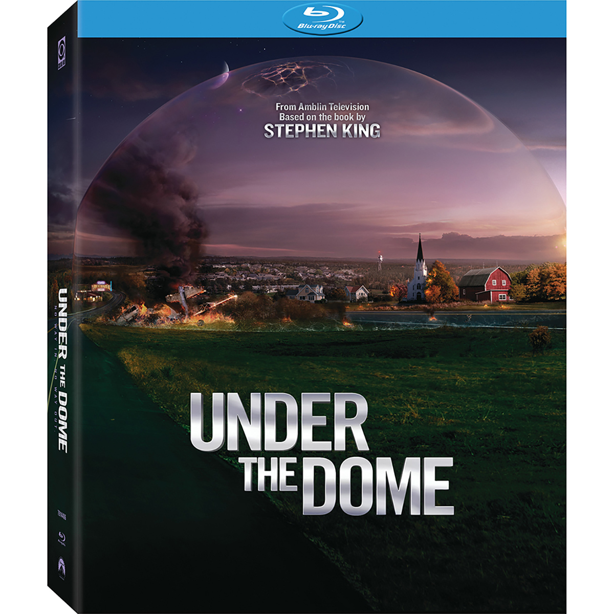 Under The Dome: Season 1 Blu-ray -  DVDs & Videos 2870-463956