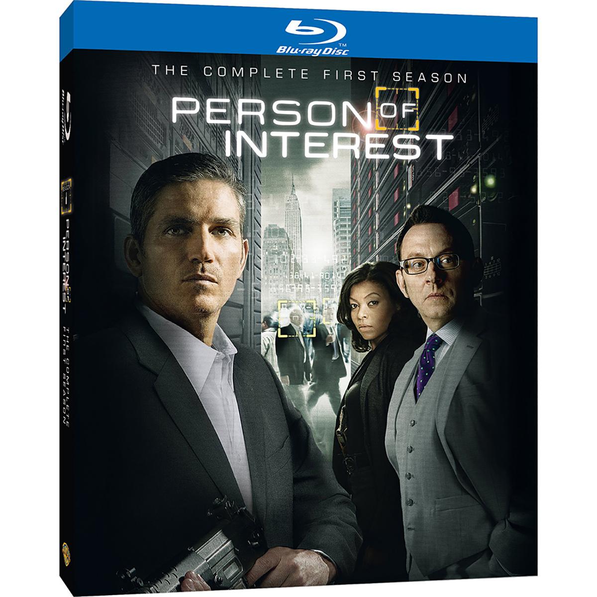 Person Of Interest: Season 1 Blu-ray -  DVDs & Videos 6445-495224