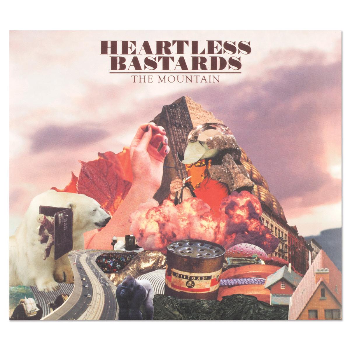 Heartless Bastards The Mountain CD