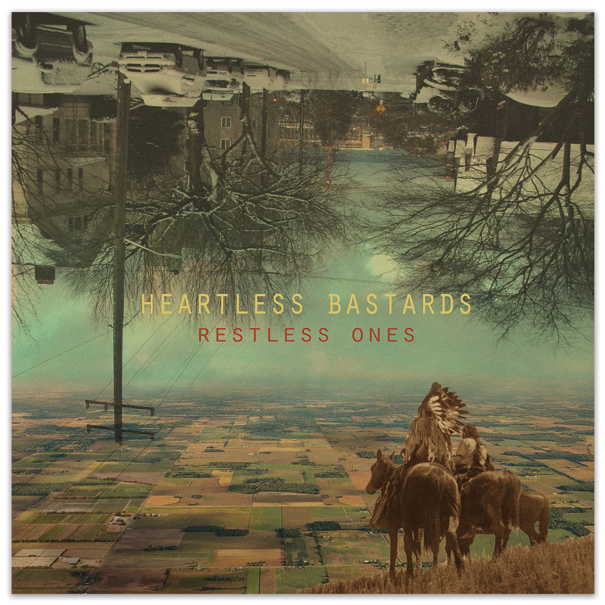 Heartless Bastards Restless Ones CD