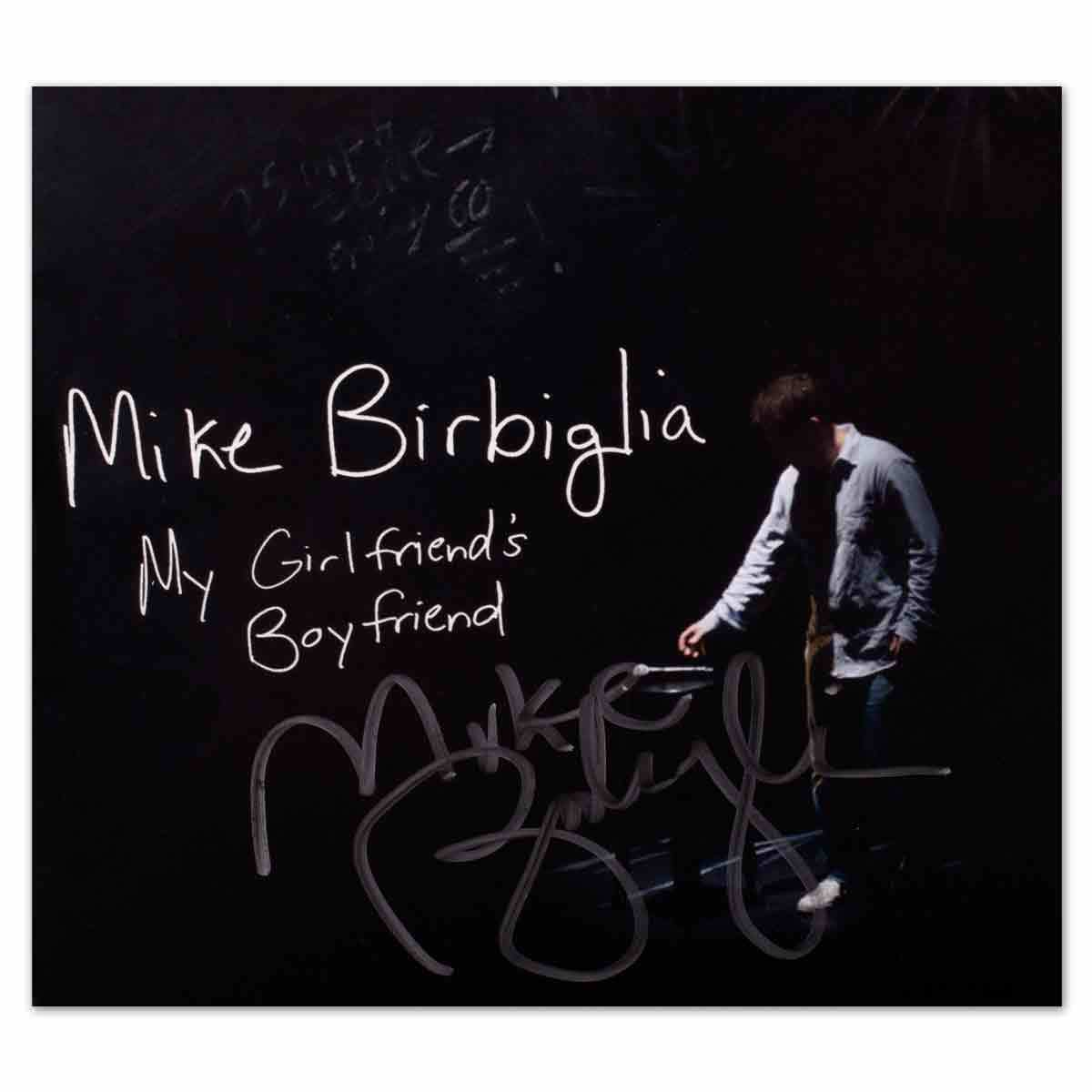 My Girlfriend's Boyfriend CD - SIGNED