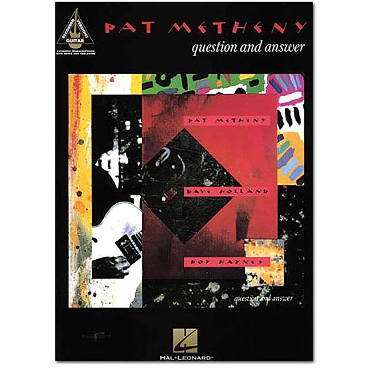 Pat Metheny - Question and Answer Song Book