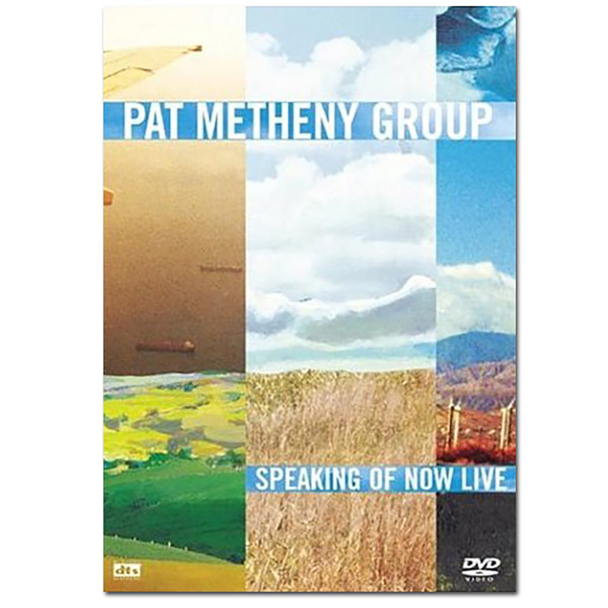 Pat Metheny - Speaking of Now DVD
