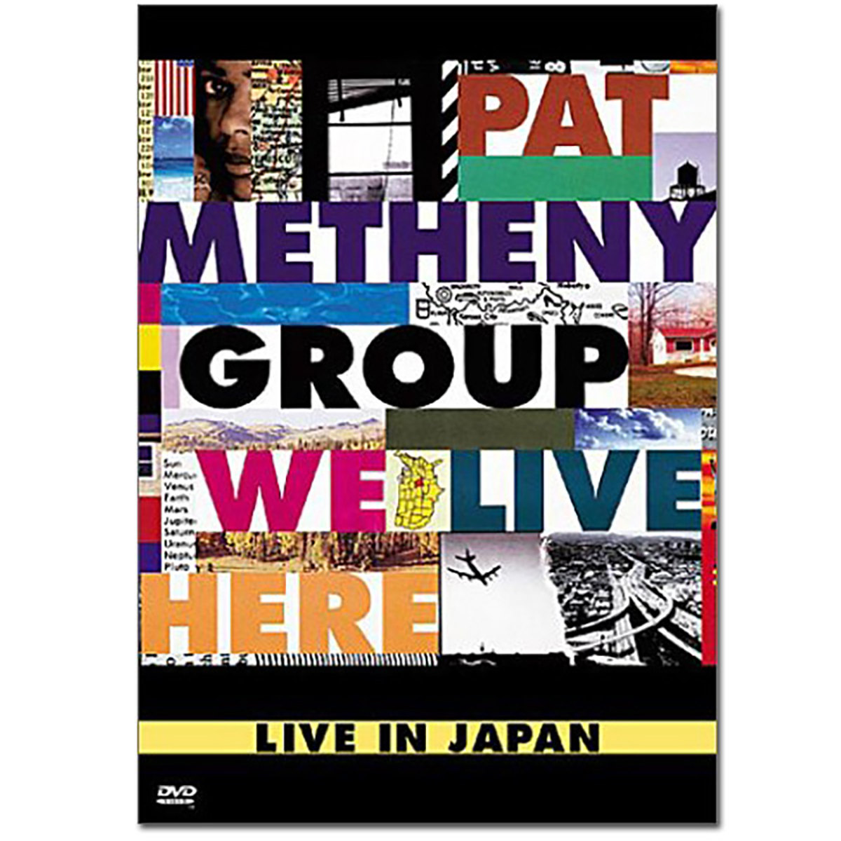 Pat Metheny - We Live Here DVD