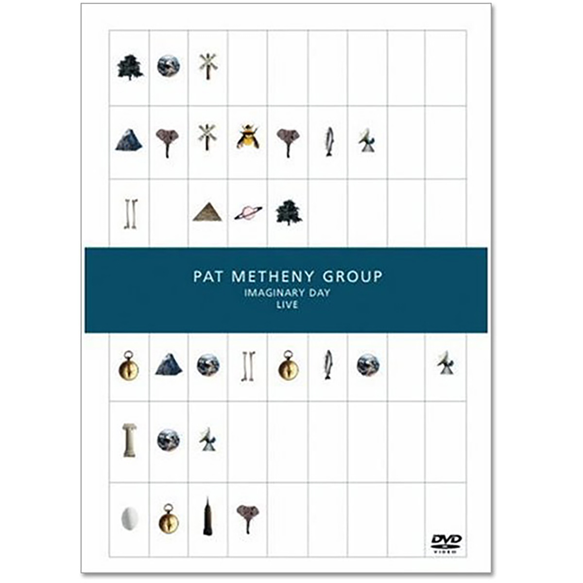 Pat Metheny - Imaginary Day DVD