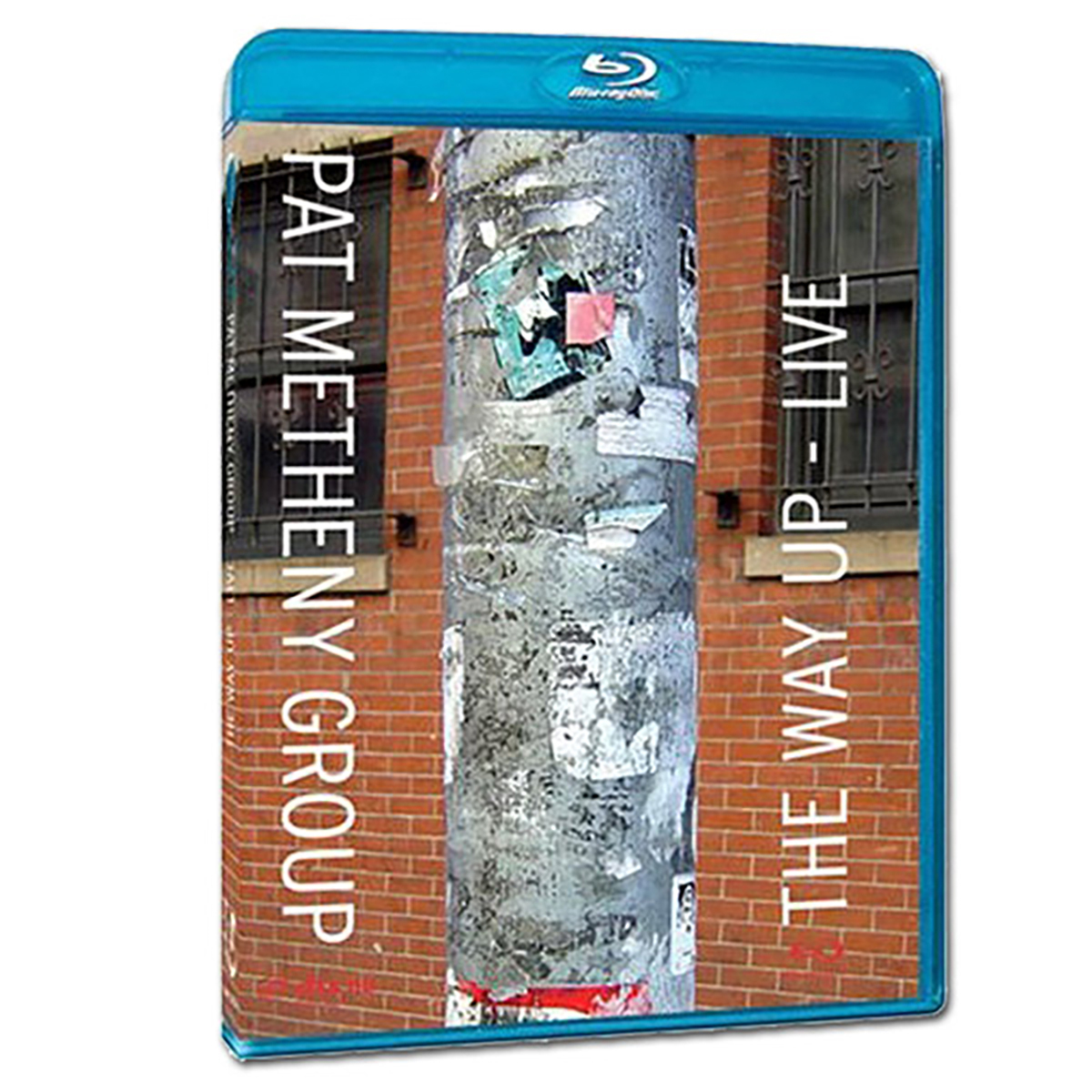 Pat Metheny - The Way Up Live Blue Ray-DVD NTSC