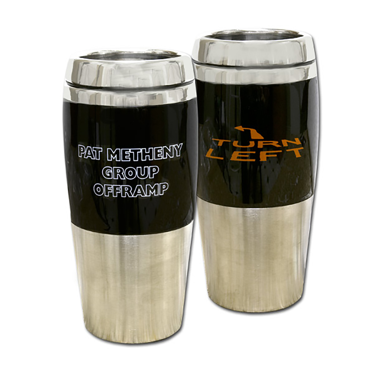 The Pat Metheny Group - Offramp Travel Mug