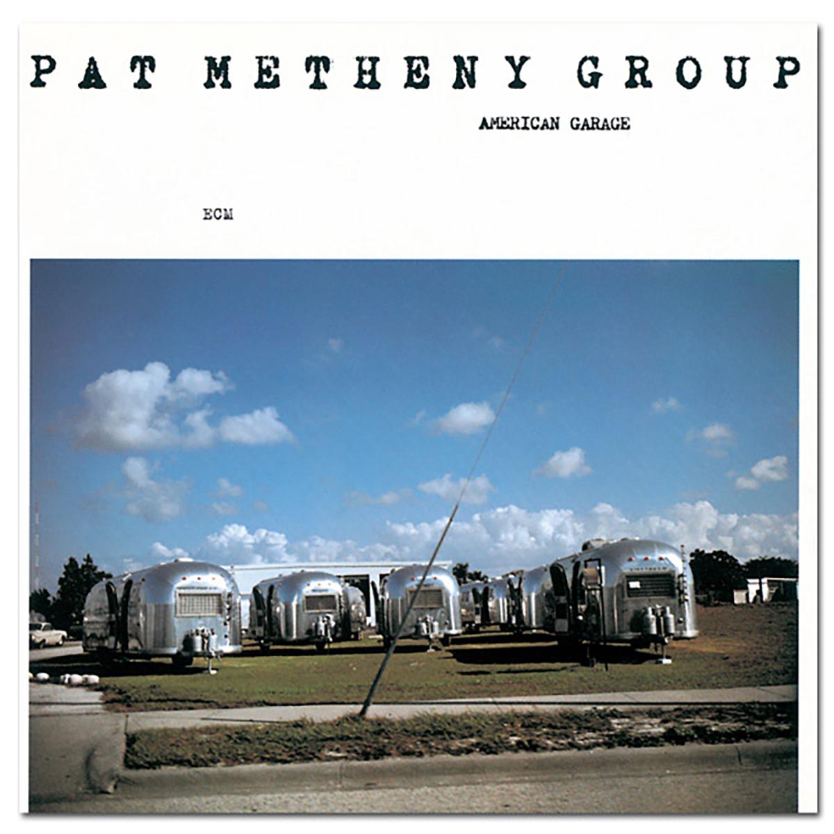 Pat Metheny Group- American Garage CD