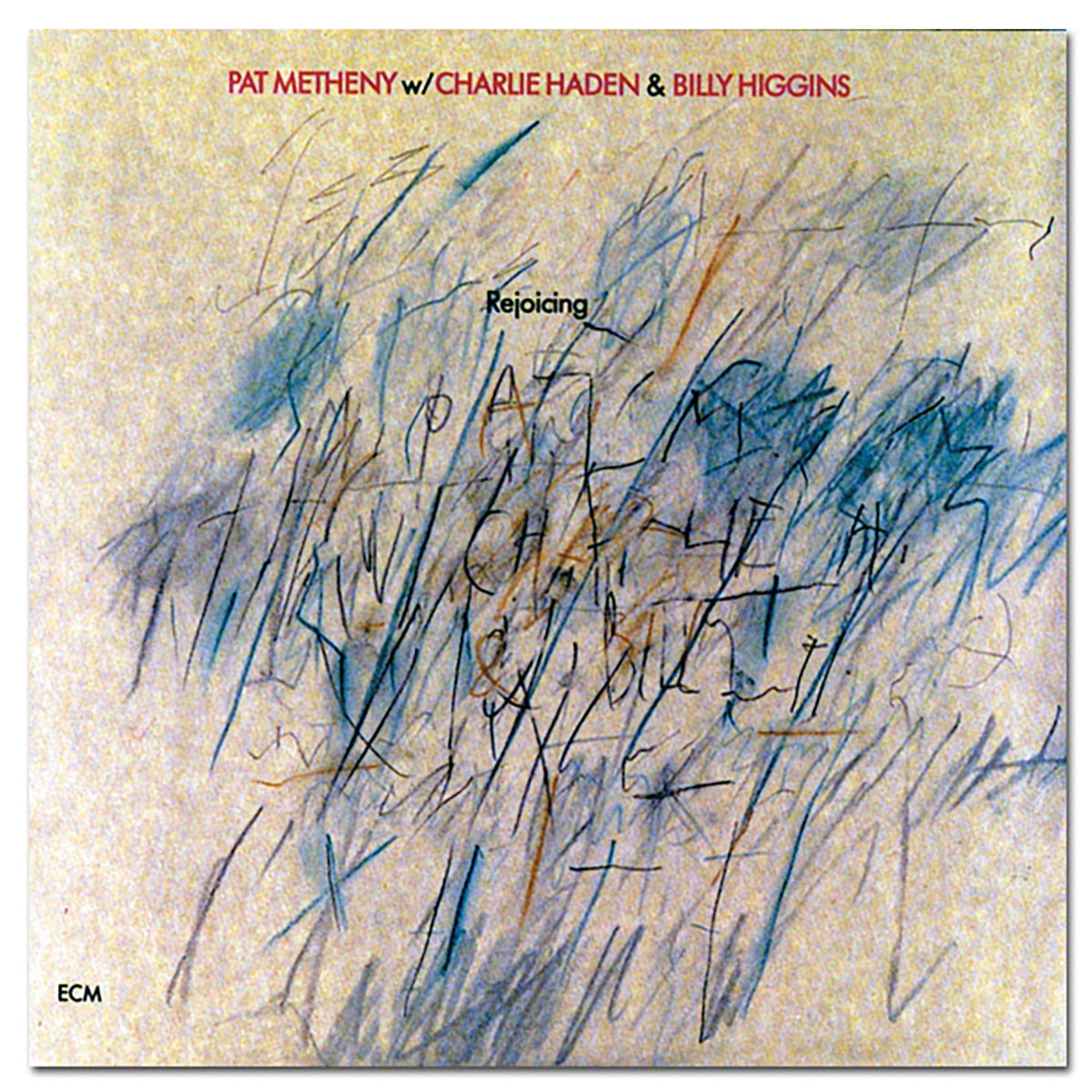 4Y Pat Metheny Rejoicing CD