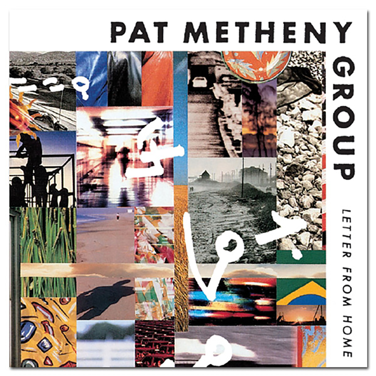 Pat Metheny - Letter From Home - Digital Download