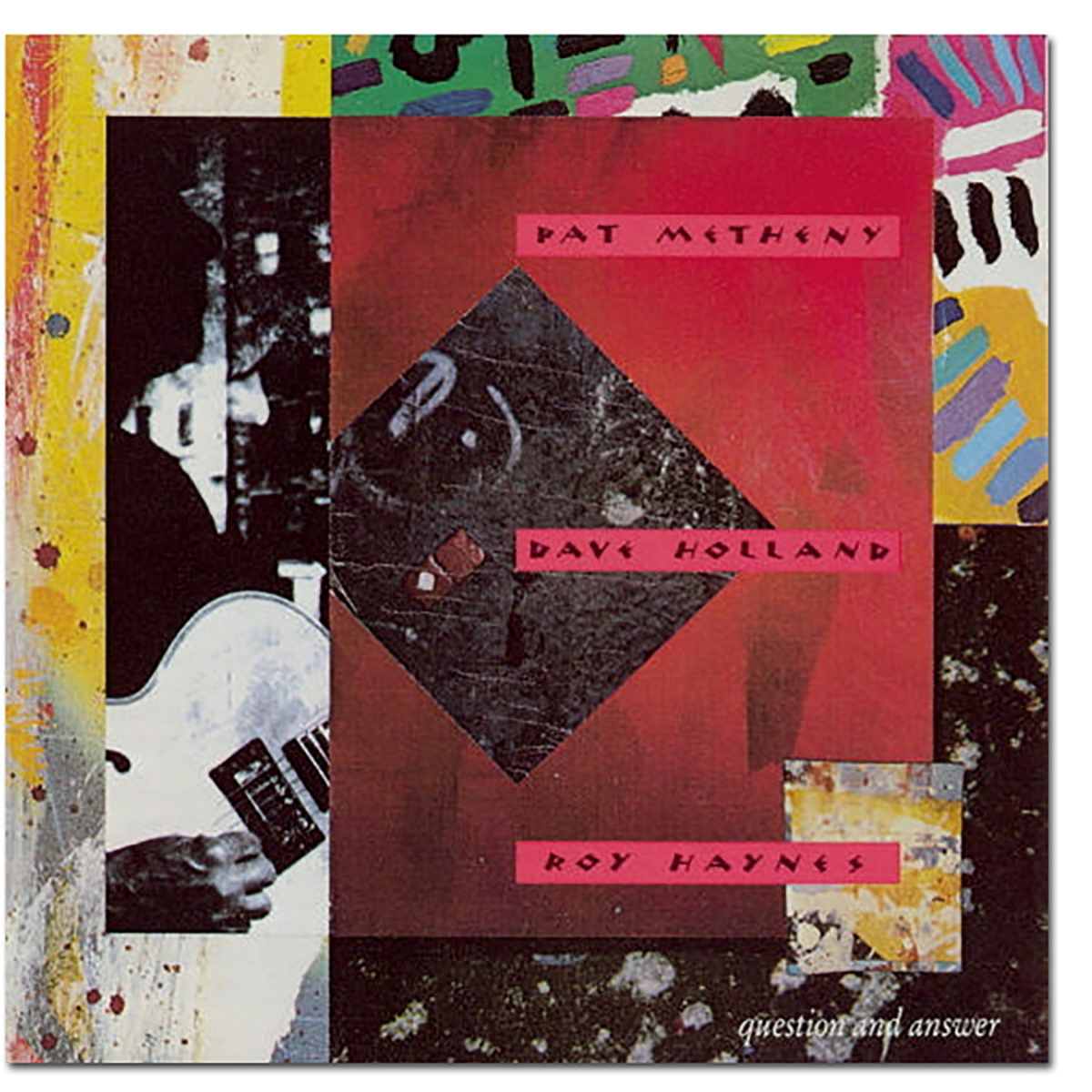 Pat Metheny - Question & Answer CD