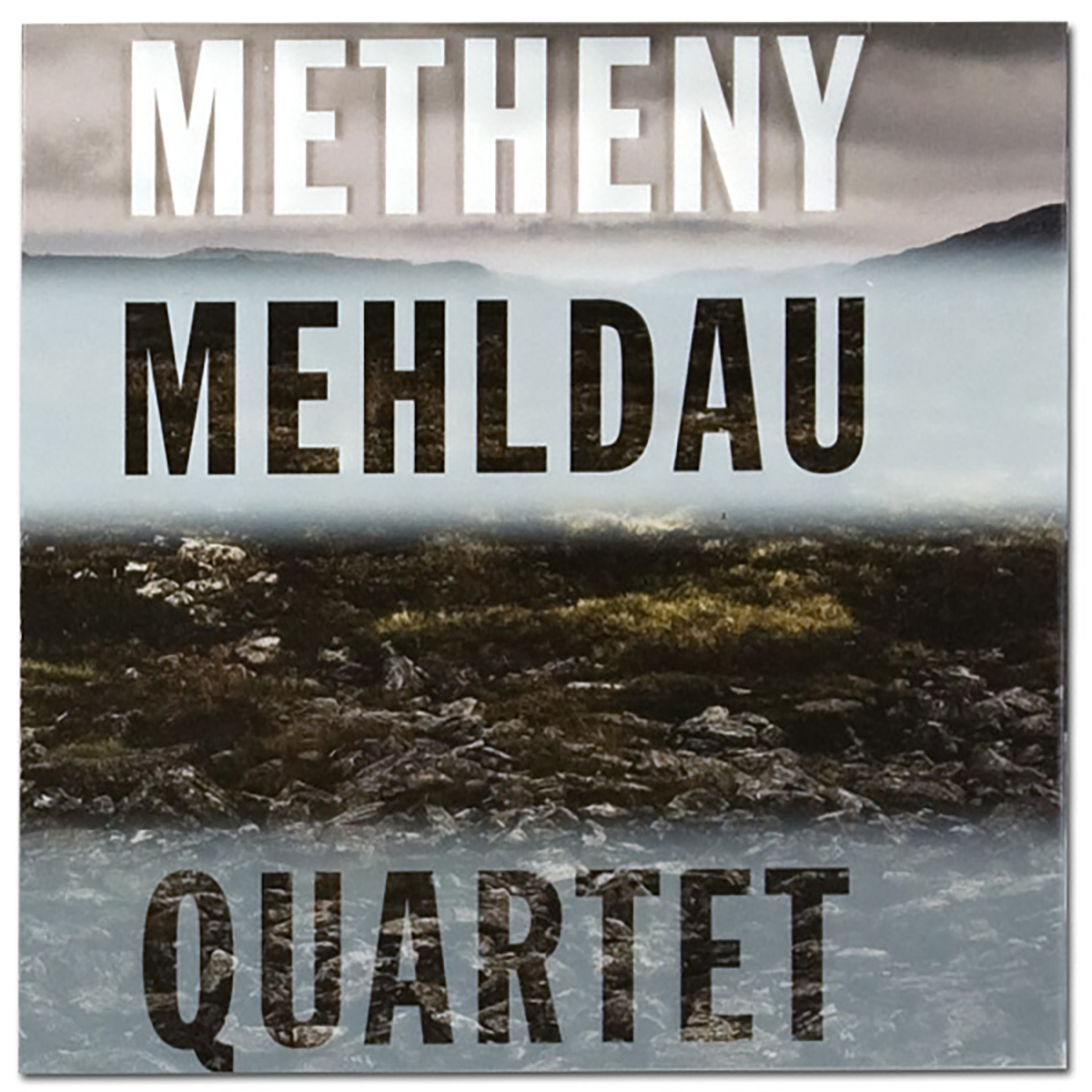 Metheny Mehldau - Quartet CD