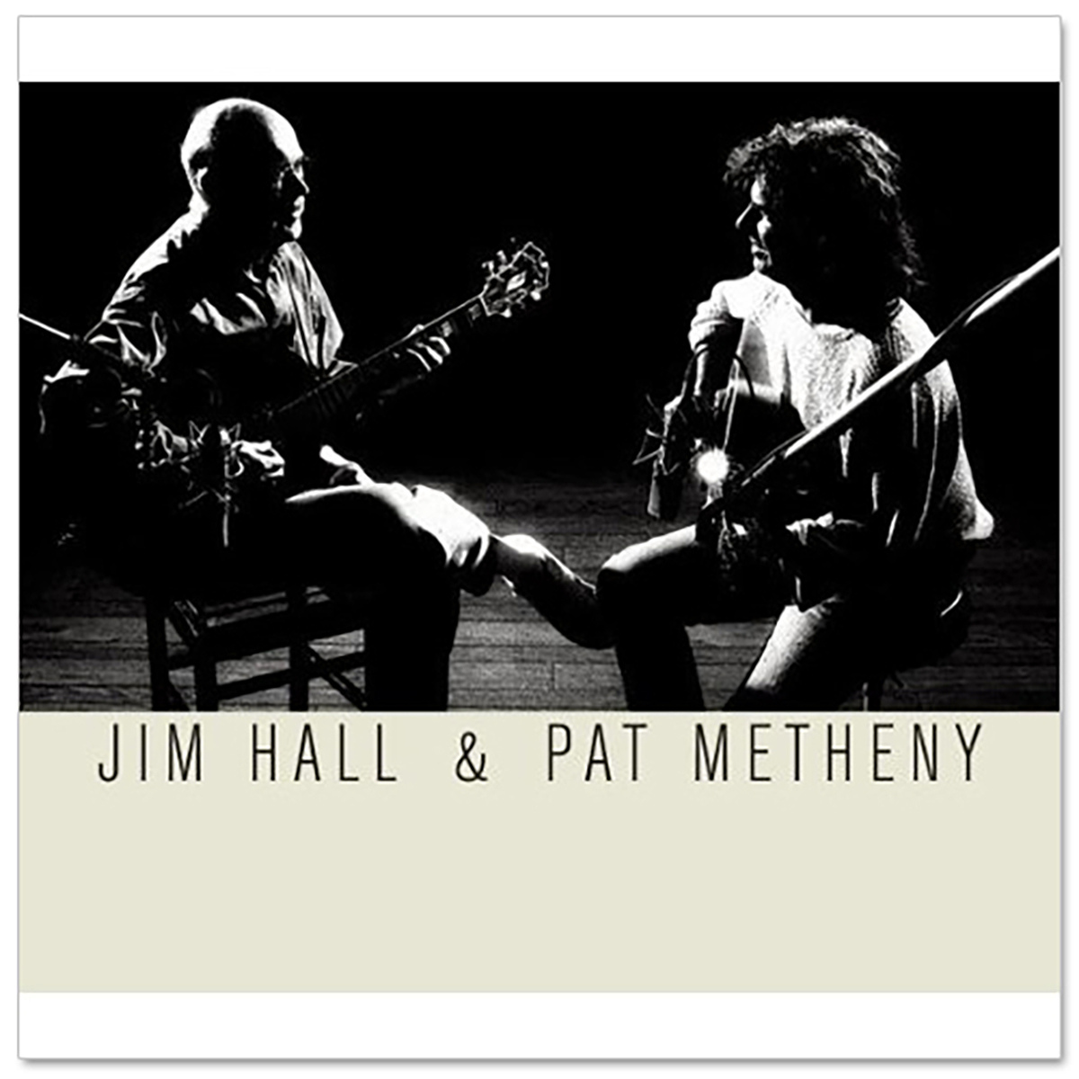 Jim Hall & Pat Metheny CD