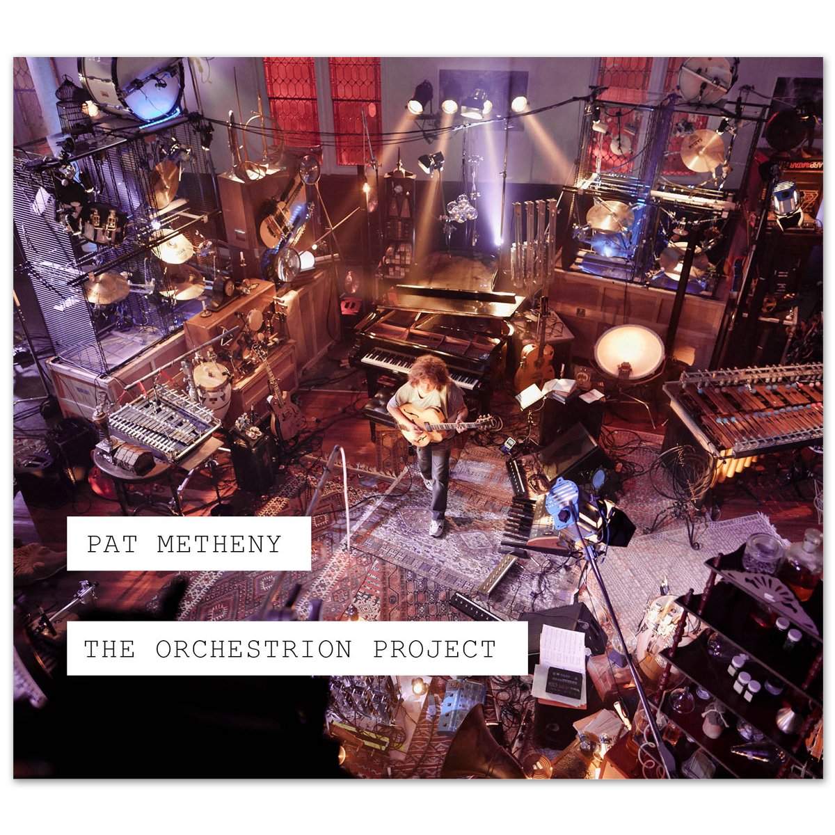 Pat Metheny: The Orchestrion Project 2CD