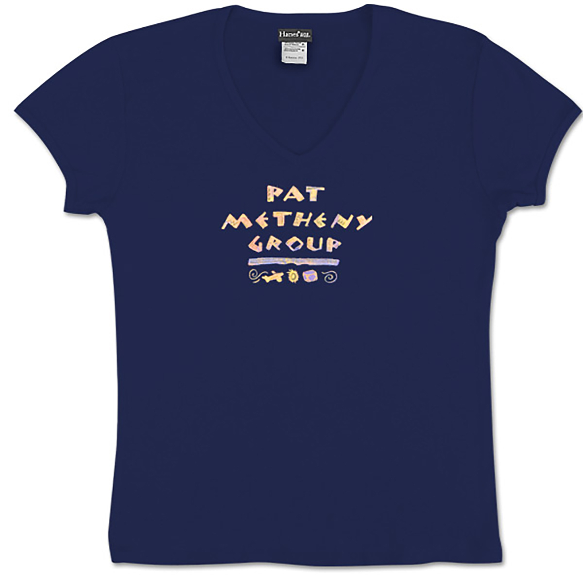 Pat Metheny Group - V-Neck Girlie T-Shirt