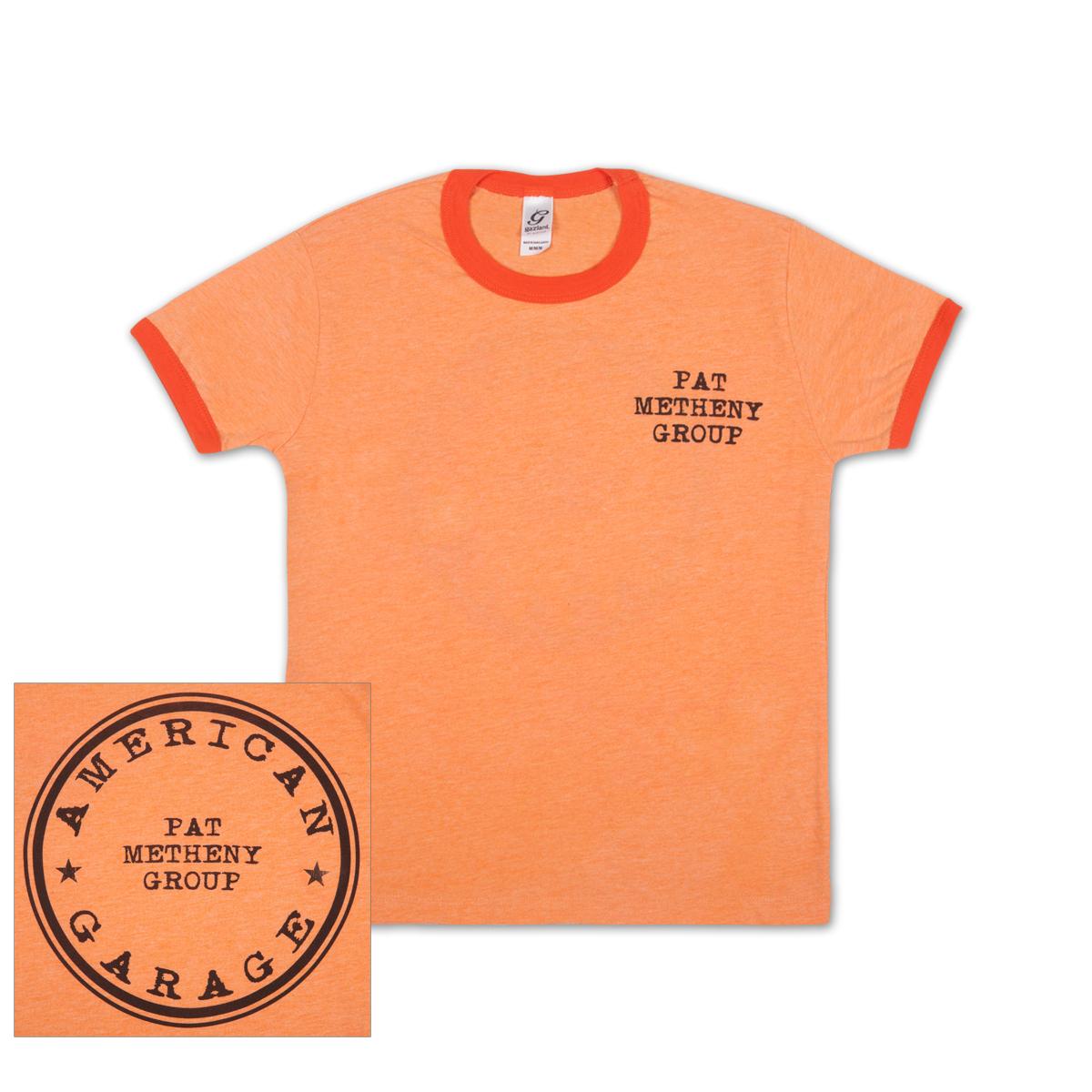Pat Metheny American Garage Kids Shirt