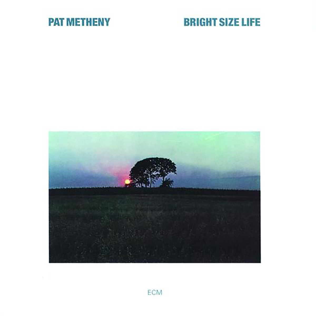 Pat Metheny - Bright Size Life - Digital Download