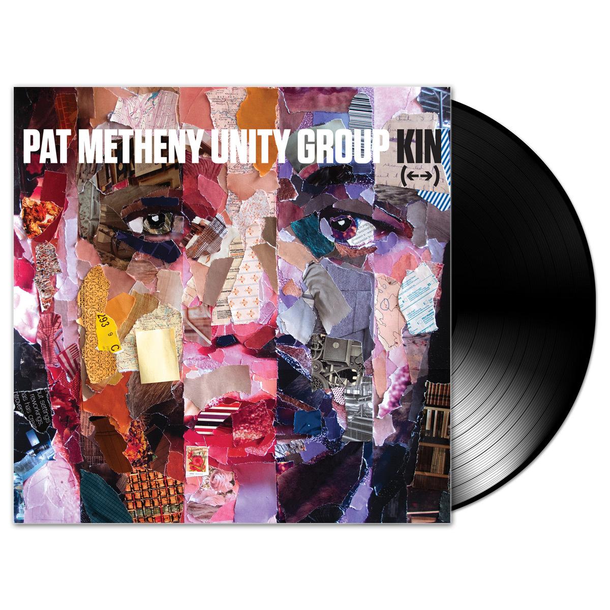 Pat Metheny - KIN (<- ->) Vinyl +CD
