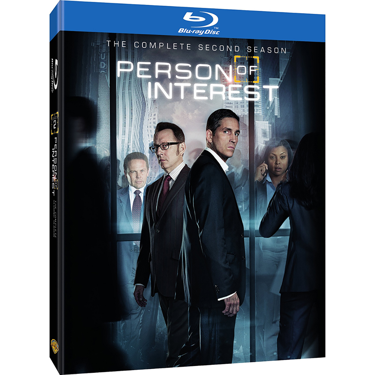 Person Of Interest: Season 2 Blu-ray -  DVDs & Videos 6445-512730