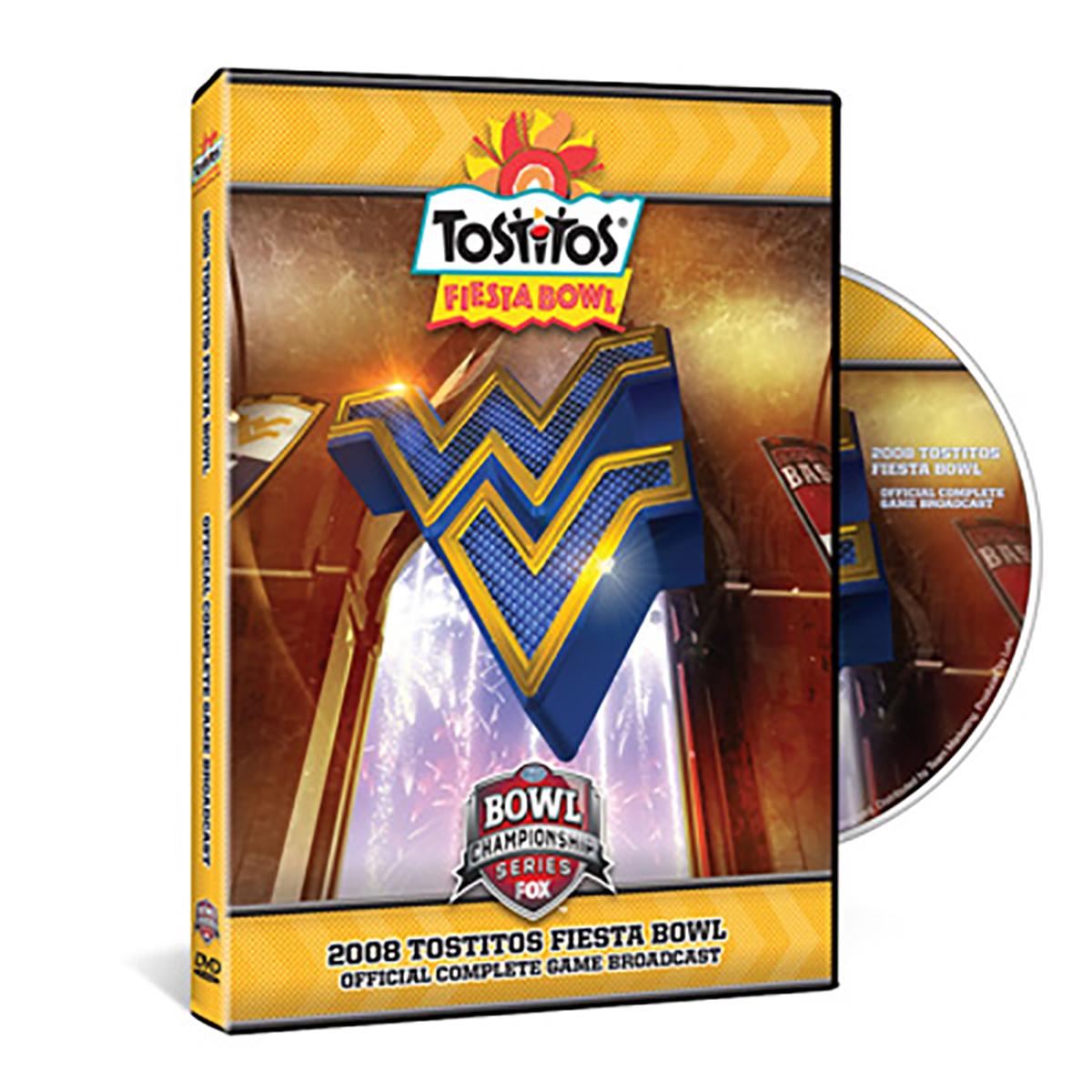 2008 Tostitos Fiesta Bowl DVD -  DVDs & Videos 1820-54135