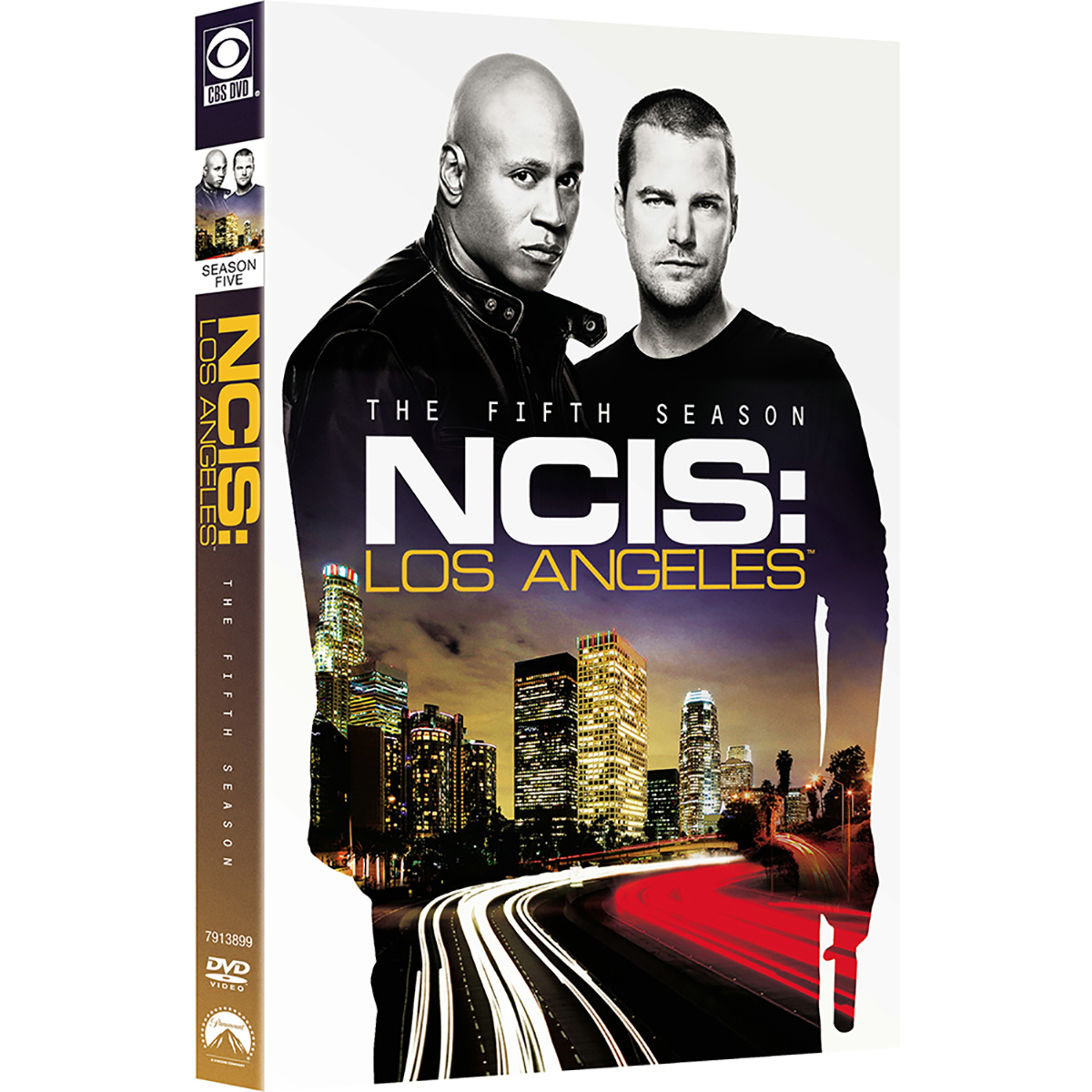 NCIS: Los Angeles - Season 5 DVD -  DVDs & Videos 6445-576315