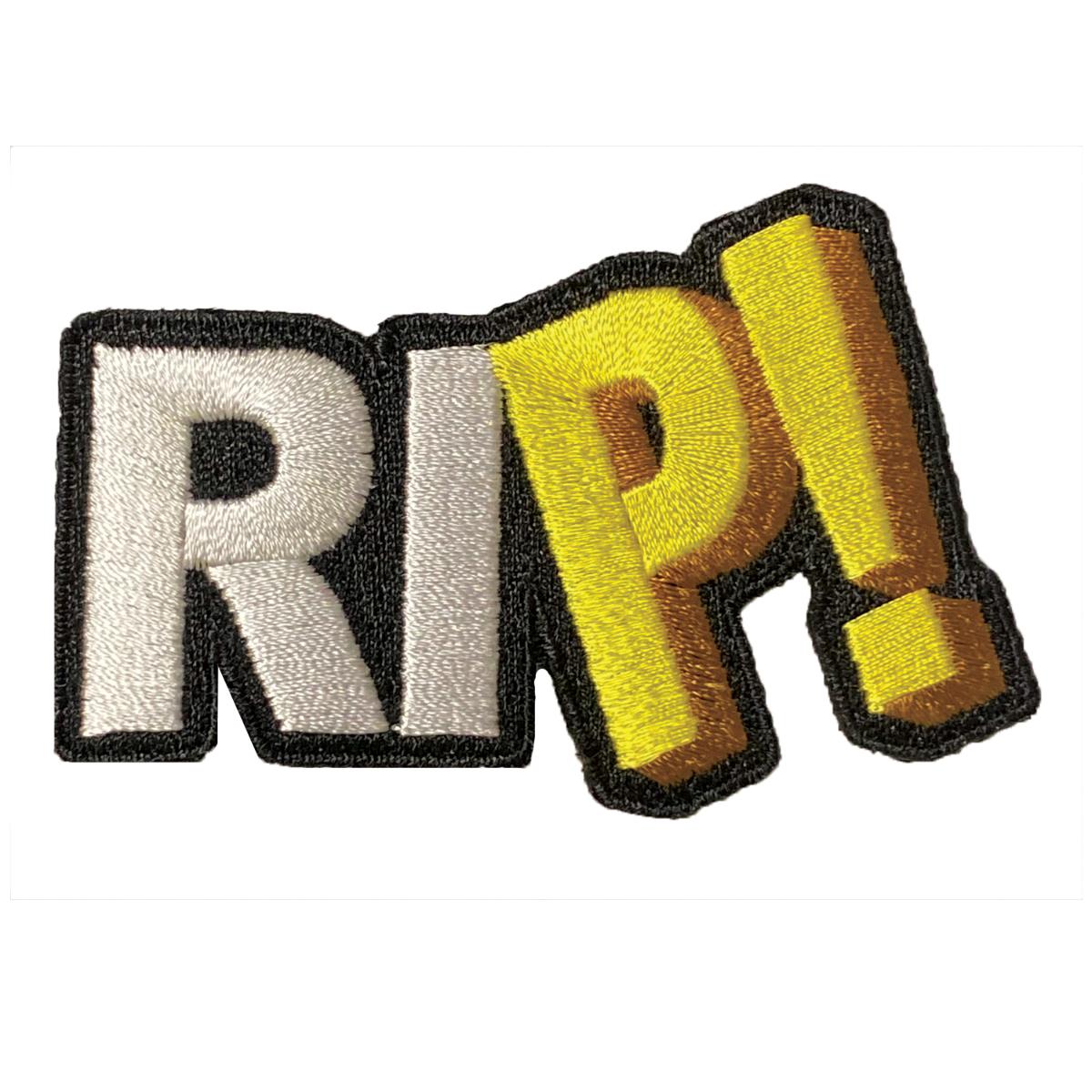 Sean Price RIP! Iron-On Patch