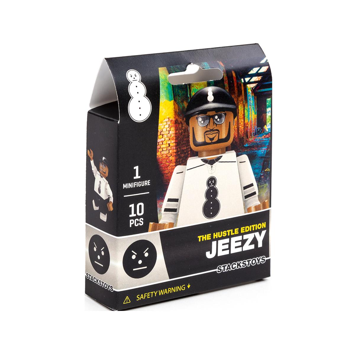 Jeezy The Hustle Edition Minifigure