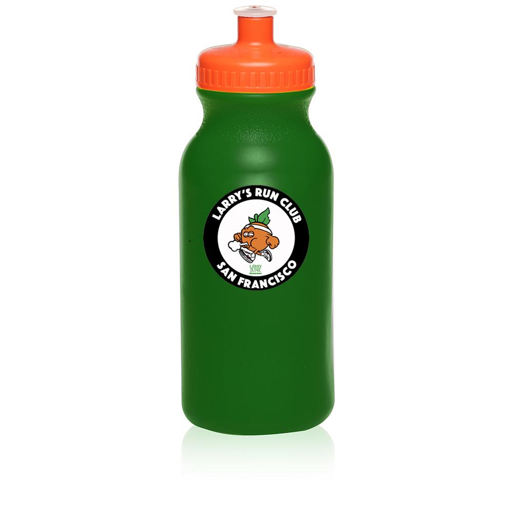 Larry's Run Club Water Bottle