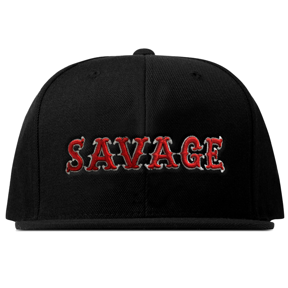 Savage Fitted Hat