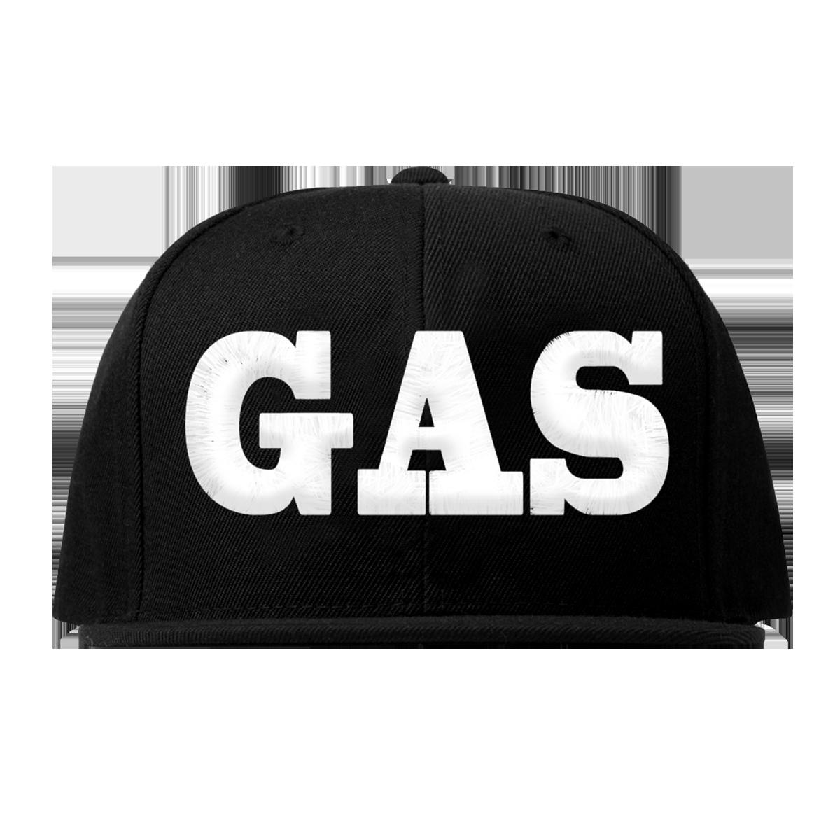GAS Snapback Hat