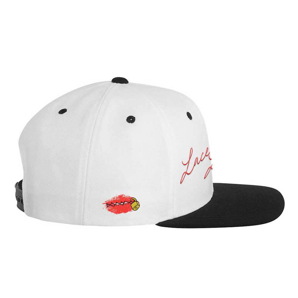 Signature Snapback Hat
