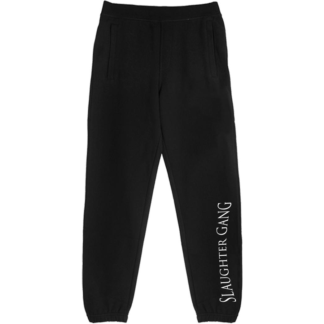 Slaughter Gang Black Sweatpants