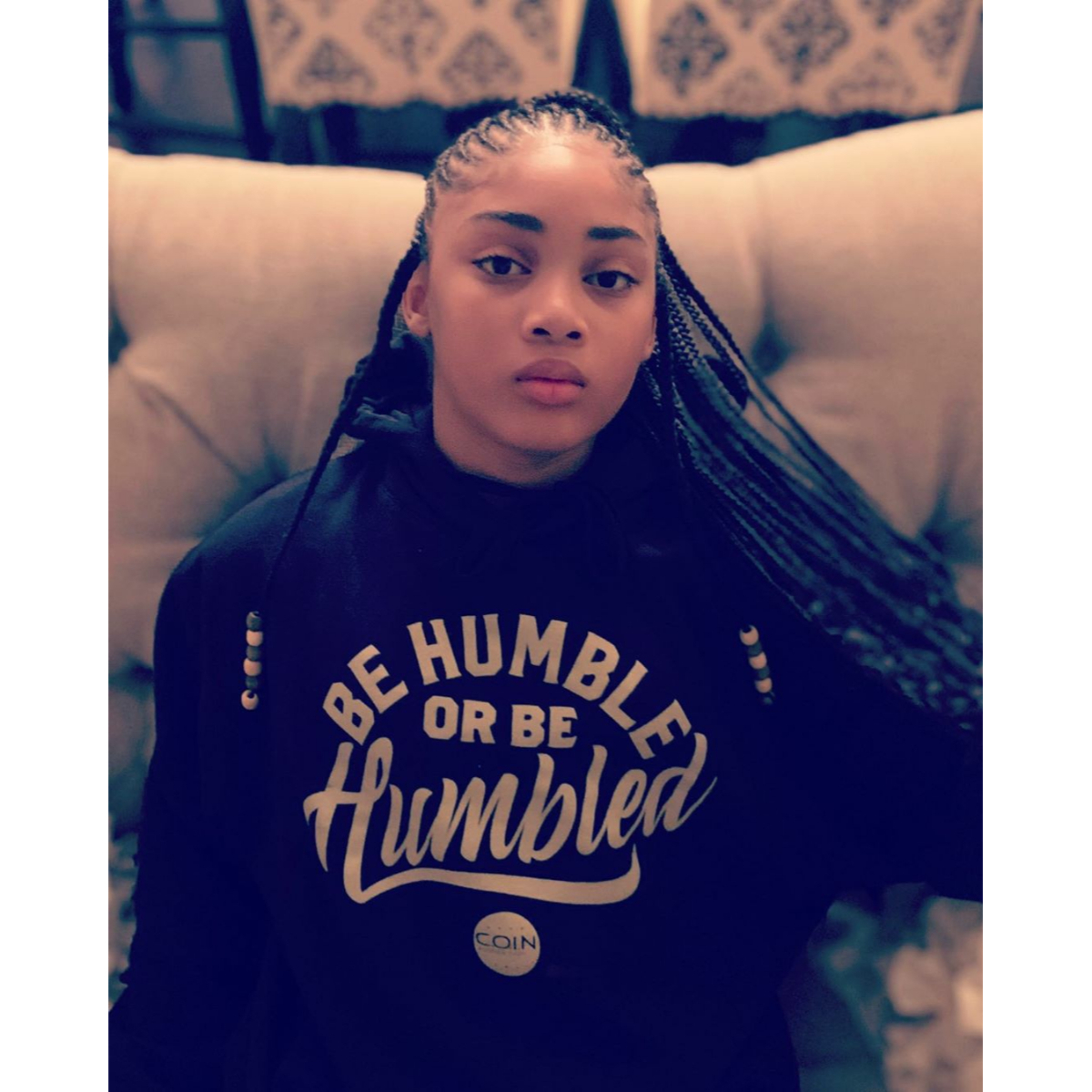 Humble Pullover Hoodie [Gold Edition]