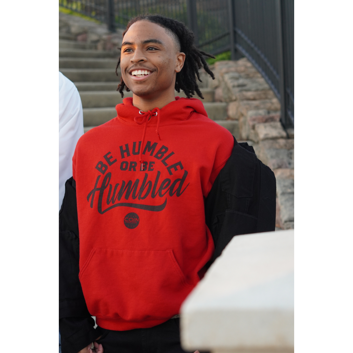 Humble Pullover Hoodie [Red]