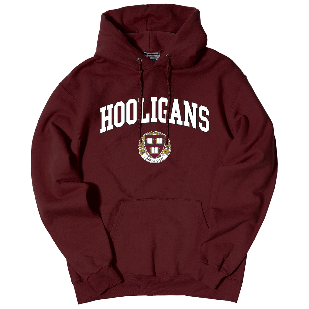 Brooklyn Hooligans Hooded Sweatshirt