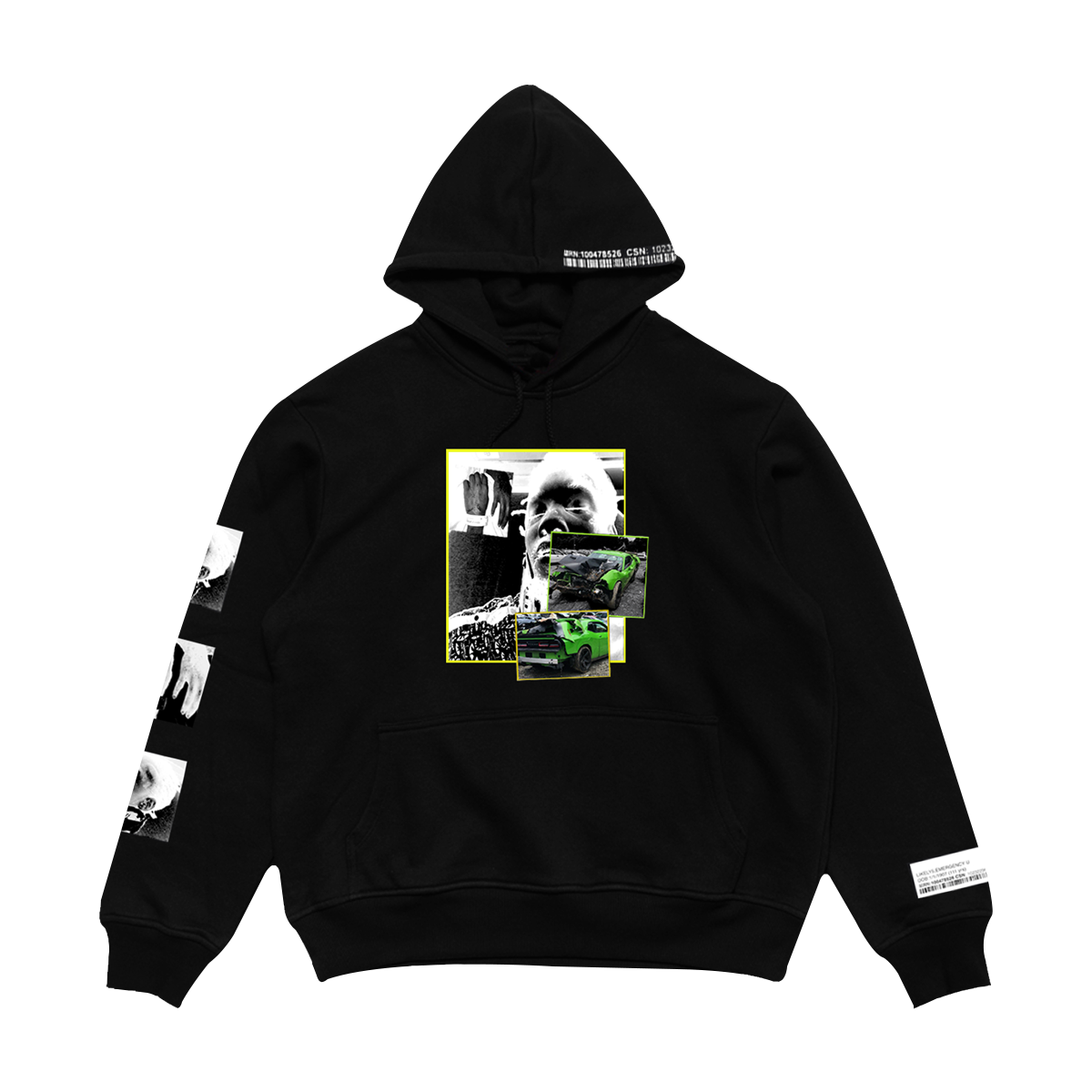 Crash Hoodie + Father Of 4 Download