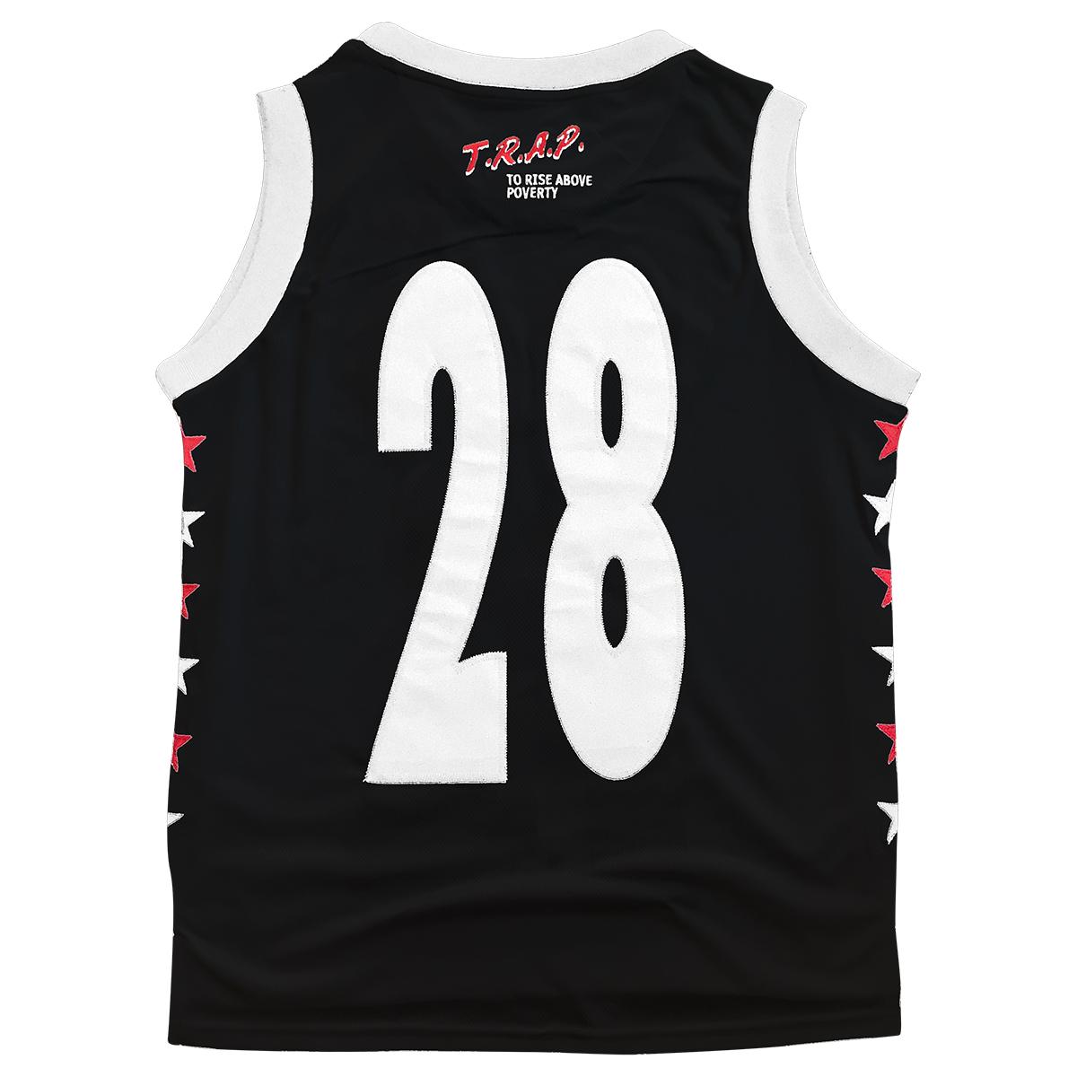 TRAP All Stars Jersey [Black]