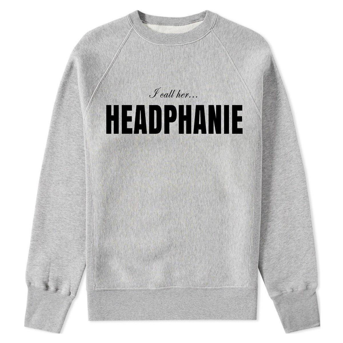 Headphanie Crewneck Sweatshirt