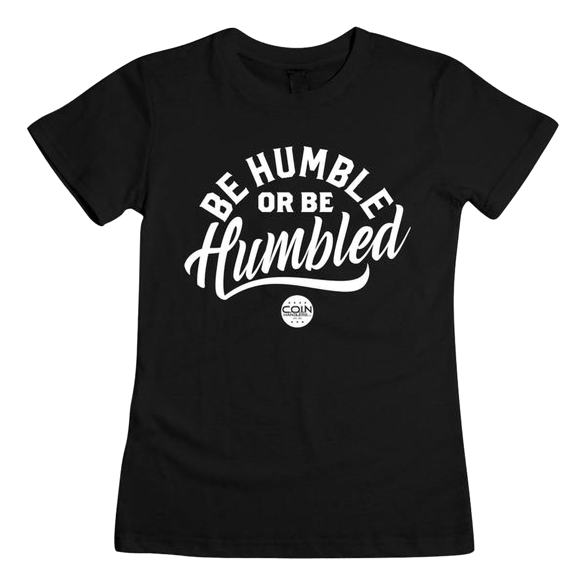 Humble Women's T-Shirt [Black]